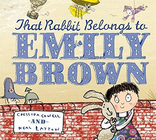 9781843624516: That Rabbit Belongs to Emily Brown