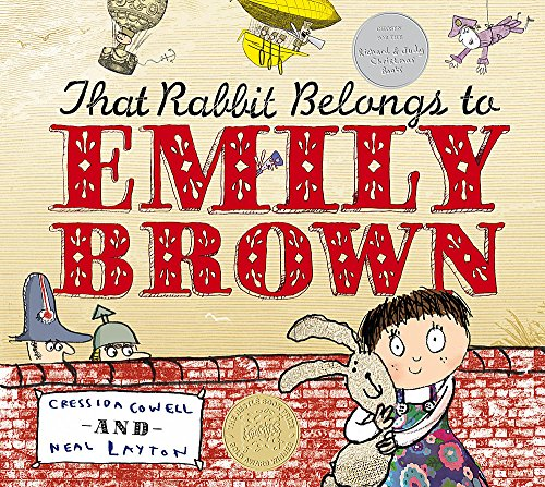 9781843624530: That Rabbit Belongs to Emily Brown