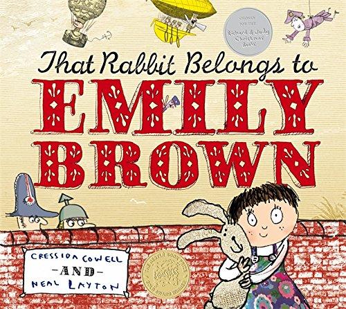 9781843624530: That Rabbit Belongs to Emily Brown