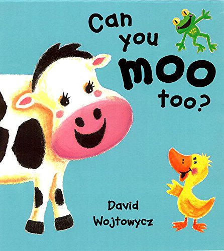 9781843624615: Can You Moo Too?
