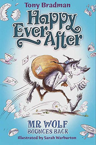 9781843625230: Mr Wolf Bounces Back (Happy Ever After)