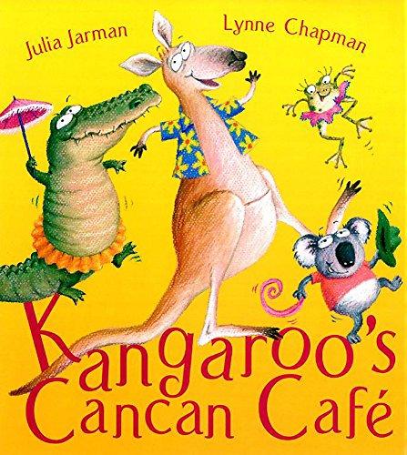 9781843626008: Kangaroo's Cancan Café