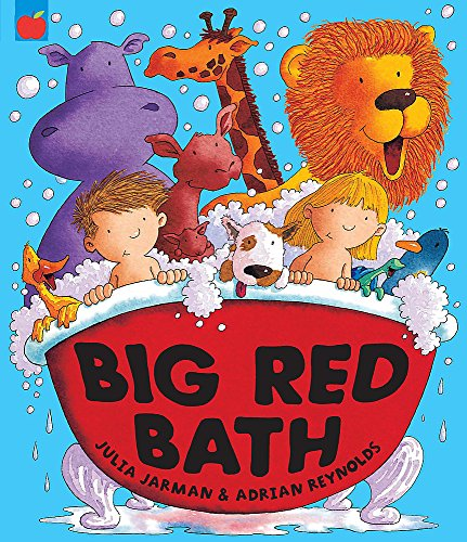 9781843626053: Big Red Bath (Orchard Red Apple)