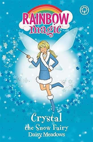 9781843626336: Crystal the Snow Fairy (Rainbow Magic)