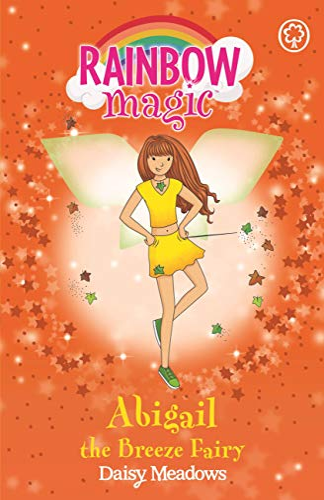 9781843626343: Abigail: The Breeze Fairy (Rainbow Magic: The Weather Fairies, No. 2)