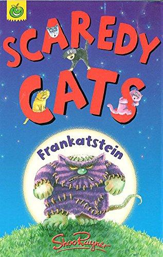 9781843627296: Frankatstein (Scaredy Cats)