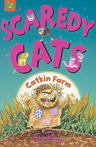 9781843627326: Catkin Farm (Scaredy Cats)