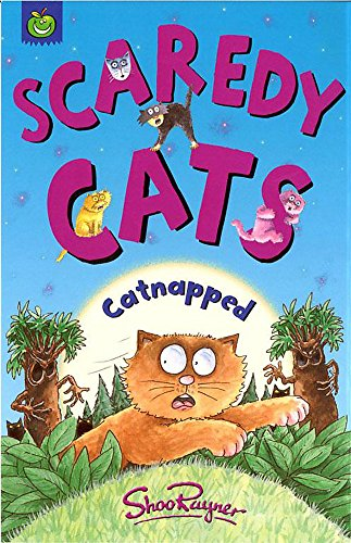Catnapped (Scaredy Cats) (1843627469) by Shoo Rayner
