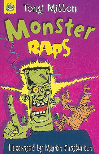9781843627531: Monster Raps