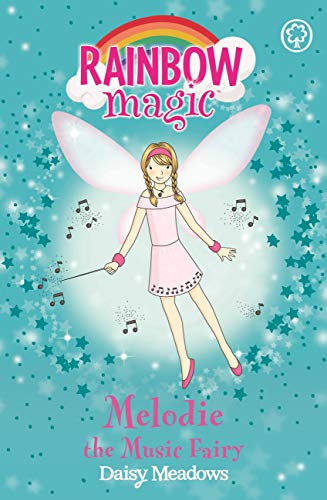 9781843628194: Melodie the Music Fairy (Rainbow Magic. The Party Fairies)