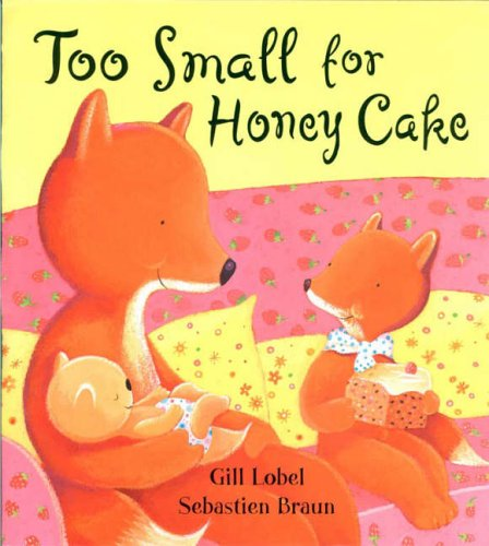 9781843628279: Too Small For Honey Cake
