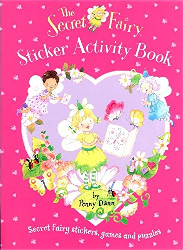 9781843628491: The Sticker Activity Book (Secret Fairy S)