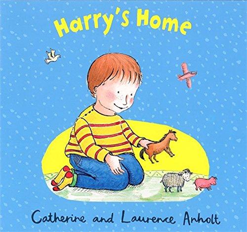 9781843628552: Harry's Home