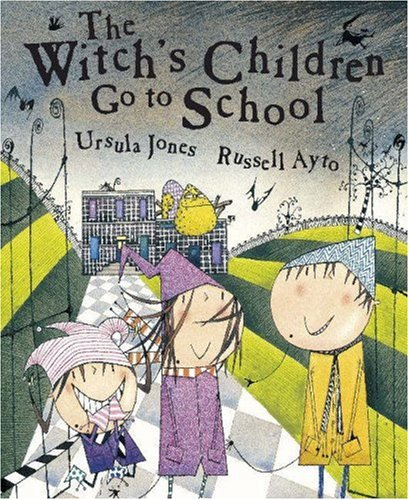 9781843628576: The Witch's Children: The Witch's Children Go to School