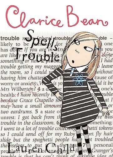 9781843628583: Clarice Bean Spells Trouble