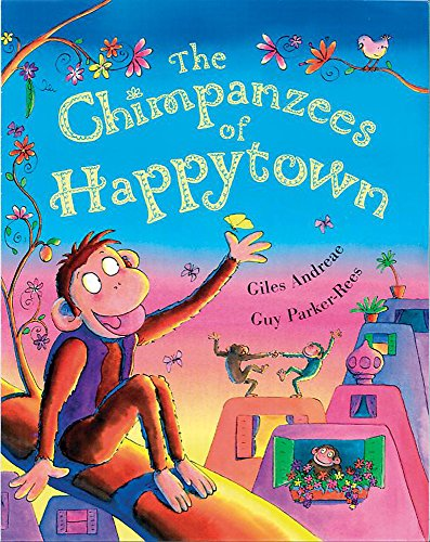9781843628781: The Chimpanzees of Happytown