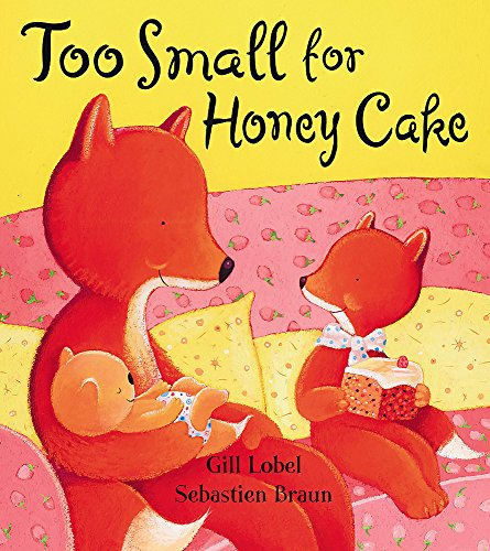 9781843629481: Too Small For Honey Cake