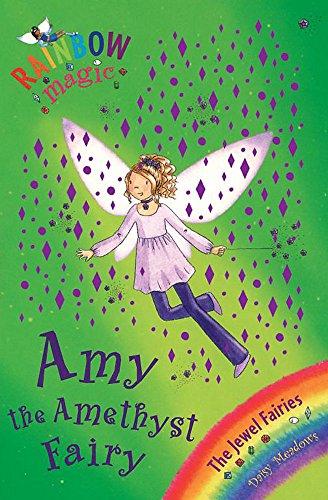 9781843629573: Amy the Amethyst Fairy