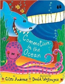 9781843629672: Commotion in the Ocean