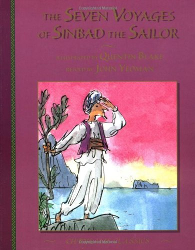 9781843650409: The Seven Voyages of Sinbad the Sailor