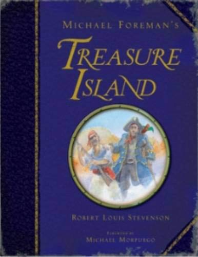 9781843651178: Michael Foreman's Treasure Island