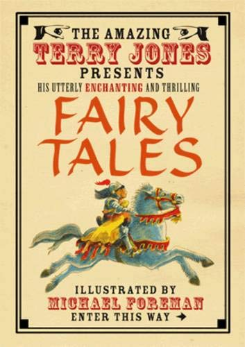 Fairy Tales (Fantastic World of Terry Jones) (9781843651611) by Terry Jones