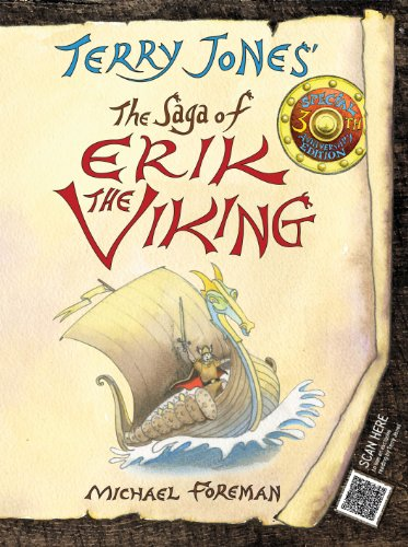 9781843652243: The Saga of Erik the Viking (extra-special 30th anniversary edition)