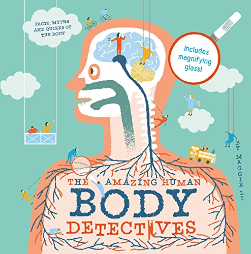 9781843652977: The Amazing Human Body Detectives: Facts, Myths and Quirks of the Body