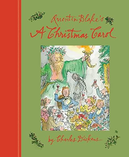 9781843653035: Quentin Blake's A Christmas Carol