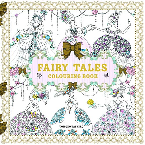 9781843653165: Fairy Tales Colouring Book (Colouring Books)