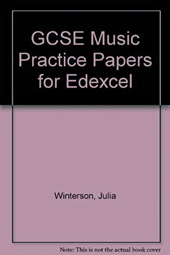 9781843670001: GCSE Music Practice Papers for Edexcel