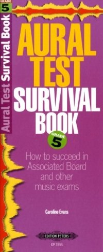 9781843670209: Aural Test Survival Book, Grade 5