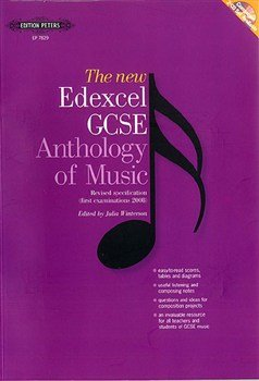 9781843670216: The New Edexcel GCSE Anthology of Music: Anthology of Scores