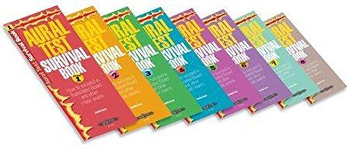 9781843670476: Aural Test Survival Book Grade 8