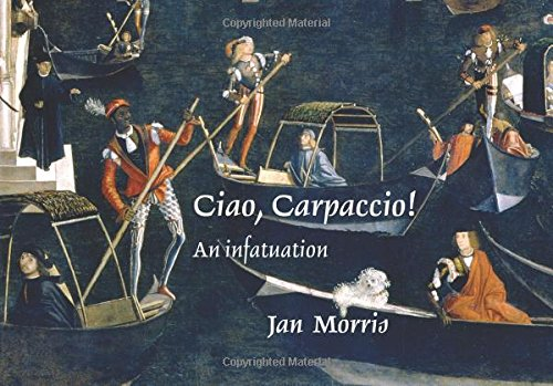 9781843681038: Ciao, Carpaccio!: An Infatuation