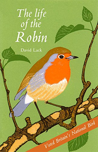 The Life of the Robin Format: Trade: Lack, David