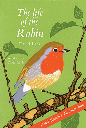 The Life of the Robin (Paperback): David Lack