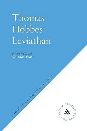 9781843711322: Leviathan (Continuum Classic Texts)