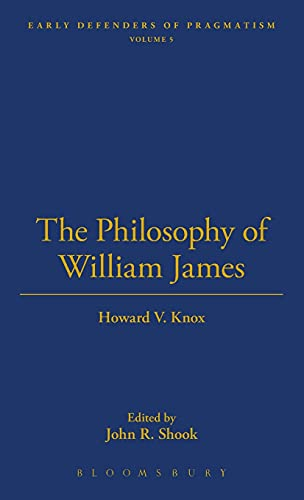 9781843714163: Philosophy of William James (Thoemmes Press - Thoemmes Library of American Thought)