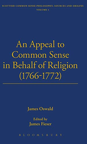 9781843715801: Appeal To Common Sense (Library of Education)