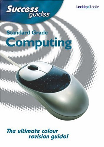 9781843724735: Computing Studies Success Guide Standard Grade
