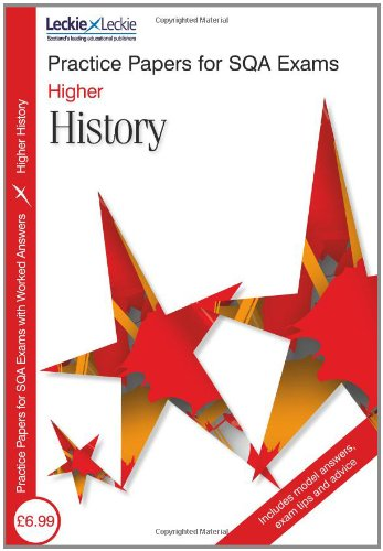 Practice Papers for SQA Exams - Higher History Practice Papers: Kerr, John