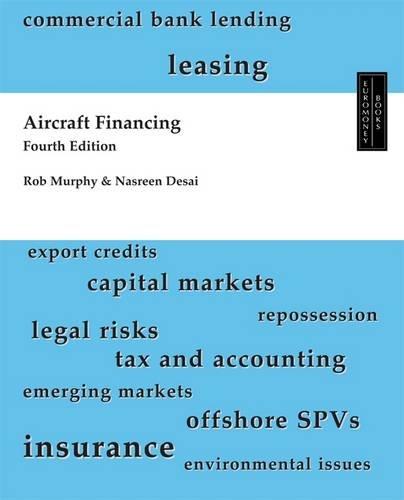 9781843748953: Aircraft Financing