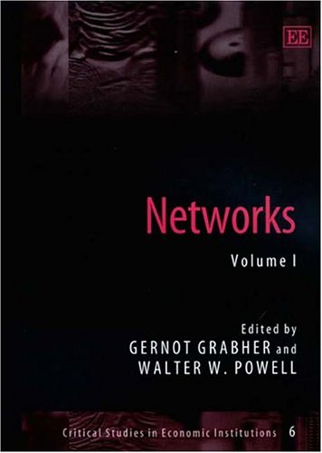 Networks: Grabher, Gernot (EDT)/ Powell, Walter W. (EDT)