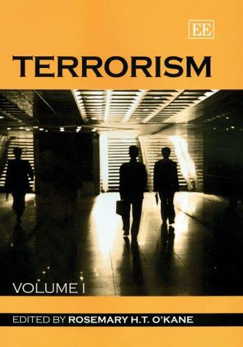9781843760641: Terrorism (Elgar Mini Series)