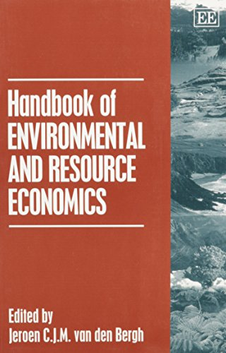 9781843762362: Handbook of Environmental and Resource Economics (Elgar original reference)
