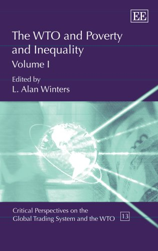 The WTO and Poverty and Inequality (Hardback)