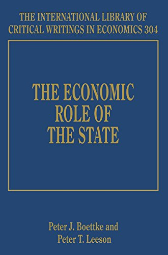 9781843763123: The Economic Role of the State (International Library of Critical Writings in Economics series, #304)
