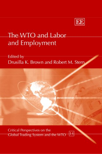 The WTO and Labor and Employment (Hardback)