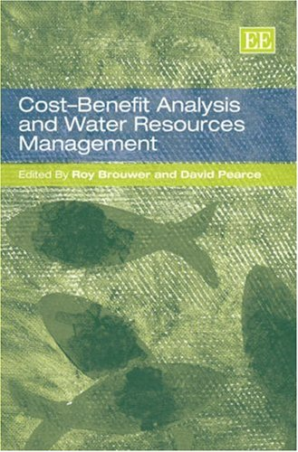 9781843763598: Cost-Benefit Analysis And Water Resources Management